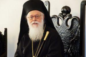 Ο Αρχιεπίσκοπος Αναστάσιος συλλυπήθηκε και τις δύο οικογένειες, Κατσίφα και Ζίλφα