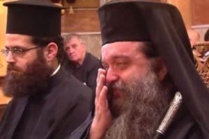 """Δάκρυσε ο Χίου Μάρκος όταν άκουσε το """"Μακεδονία Ξακουστή"""""""