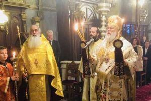"""Κερκύρας Νεκτάριος: """"Οι σύγχρονοι απόγονοι του Ηρώδη εργάζονται ώστε να γίνει η Ελλάδα ουδετερόθρησκη"""""""
