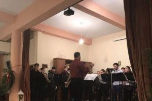 Ο Κίτρους Γεώργιος σε χριστουγεννιάτικη εκδήλωση στο Λιτόχωρο