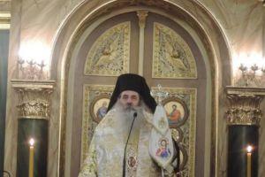 """Πειραιώς Σεραφείμ: """"Ο κάθε άνθρωπος είναι Ιερέας και Λειτουργός στο ιερό της καρδιάς του"""""""
