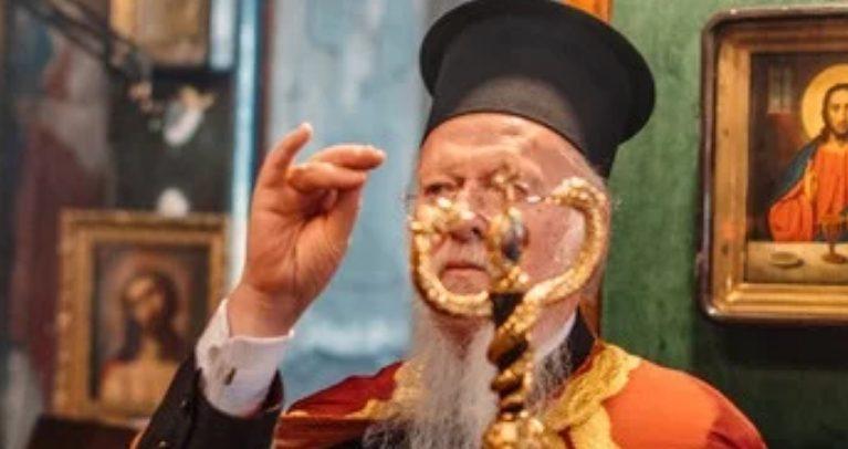 You are currently viewing Ο Οικουμενικός Πατριάρχης Βαρθολομαίος στο Βατοπαιδινό Μετόχι του Αγίου Ανδρέα στο Γαλατά