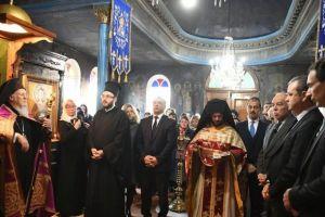Ο Οικ.Πατριάρχης από το Βατοπεδινό Μετόχι της Πόλεως: «Χρησιμοποιεί η αδελφή Εκκλησία της Ρωσίας την διακοπή κοινωνίας ως μοχλό εξαναγκασμού»