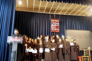 Η Σχολή Βελλάς τίμησε τη μνήμη του μακαριστού Αρχιεπισκόπου Αθηνών Σπυρίδωνα του από Ιωαννίνων