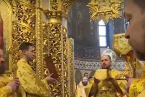 Ανταπέδωσε με την μη μνημόνευση του Μόσχας ο νέος Προκαθήμενος της Ουκρανίας στην πρώτη του Θ. Λειτουργία