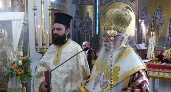 You are currently viewing Χειροτονία Πρεσβυτέρου στη Μητρόπολη Καστορίας