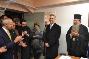 Το Κοινωνικό ιατρείο της Ι.Μ. Μυτιλήνης «Γεώργιος Ασημακόπουλος»στη διάθεση του λαού του νησιού