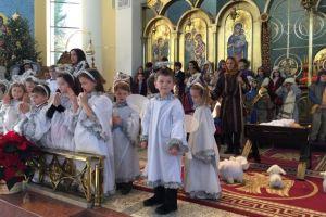 Με σαρανταλείτουργο φτάνουν τα Χριστούγεννα στον Καθεδρικό Ναό του Ευαγγελισμού Ατλάντας