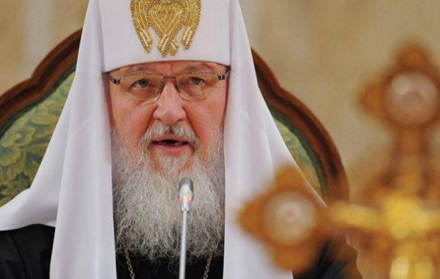 Η ανίερη προπαγάνδα ενός Πατριαρχείου Μόσχας σε πανικό