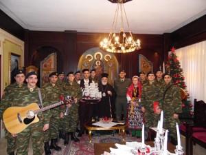 You are currently viewing Χριστουγεννιάτικα κάλαντα στην Ι. Μητρόπολη Διδυμοτείχου