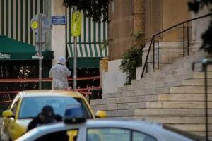 Εγκλημα στα σκαλιά του Αγίου Διονυσίου!