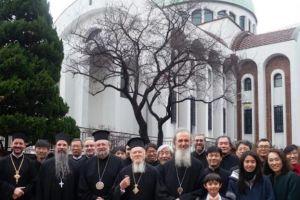 Οι πρώτες συναντήσεις του Οικουμενικού Πατριάρχη στην Κορέα