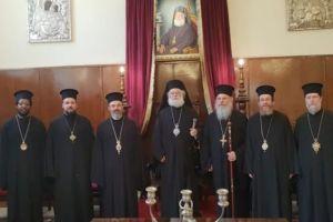 Νέοι διορισμοί στο Πατριαρχείο Αλεξανδρείας από τον Πατριάρχη