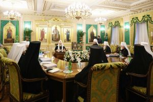 Η τελευταία Σύνοδος για το έτος για την Εκκλησία της Μόσχας με ενέργειες διχασμού: δημιουργία νέων εκκλησιαστικών διοικητικών μονάδων στο εξωτερικό