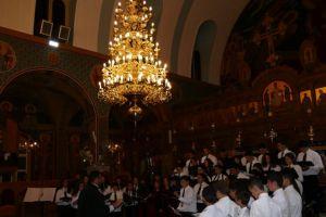 Χριστουγεννιάτικη Συναυλία (22 Δεκεμβρίου 2018) στην Ι.Μητρόπολη Κωνσταντίας και Αμμοχώστου