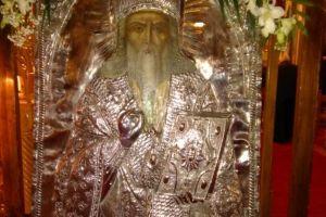 Η Εορτή του Αγίου Σπυρίδωνος στον Άγιο Λουκά Λιβαδίων Χίου