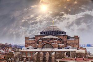 Ψαλμωδίες στην Αγία Σοφιά στην Κωνσταντινούπολη, όπως ακριβώς ακουγόταν πριν 1500 χρόνια