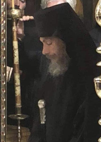 You are currently viewing Νέος Ηγούμενος  στην Ι.Μ. Δοχειαρίου Αγίου Όρους ο Ιερομόναχος Αμφιλόχιος