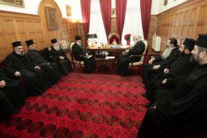 """Αρχιεπίσκοπος Ιερώνυμος  προς ΙΣΚΕ: """"Καλώς ορίσατε  και ας αργήσατε»"""