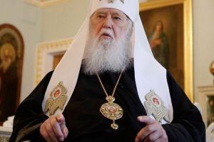Το πρόβλημα στην Ουκρανία θα εξακολουθεί να υπάρχει, όσο  ο Μητροπολίτης  Φιλάρετος Ντενισένκο τινάζει στον αέρα κάθε προσπάθεια του Οικουμενικού Πατριαρχείου