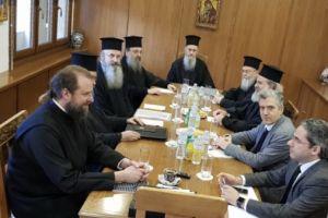 Ξεκίνησαν οι εργασίες της Επιτροπής Διαλόγου για το προσύμφωνο.
