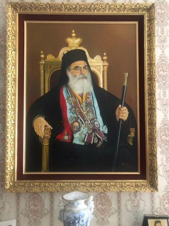 Σαν σήμερα, στις  19/12/2000 ανεπαύθη εν Κυρίως,  ο αείμνηστος και μεγαλοπρεπής πατριάρχης  Ιεροσολύμων  Διόδωρος ο Α ´, ο τελευταίος των μεγάλων Πατριαρχών.