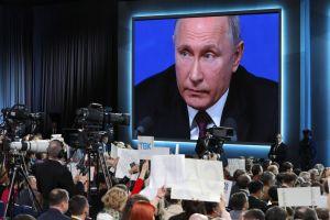 Σφοδρή- απαράδεκτη επίθεση Πούτιν σε Βαρθολομαίο για την απόσχιση της ουκρανικής εκκλησίας