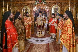 Μνημόσυνο για τον Μακαριστό Αρχιεπίσκοπο Χριστόδουλο στην Ι.Μ. Βεροίας