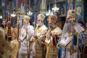 Δημητριάδος Ιγνάτιος: «Είμαστε απέναντι σ΄ εκείνους που επιχειρούν να εξουθενώσουν τους ιερείς μας» – Λαμπρά τα ονομαστήρια του Δημητριάδος Ιγνατίου