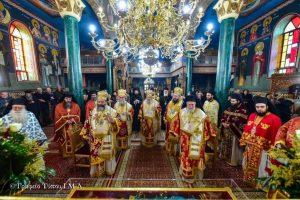 Πανηγυρικός ο εορτασμός της Αγίας Κυράννης της Οσσαίας στη Μητρόπολη Λαγκαδά