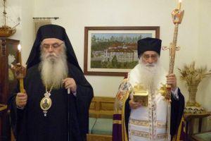 Ο Καστορίας Σεραφείμ Τοποτηρητής στη Μητρόπολη Σισανίου και Σιατίστης