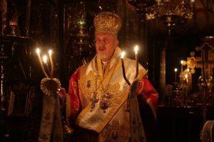 Η Ι. Μονή Ξενοφώντος του Αγίου Όρους εόρτασε τη μνήμη του Αγίου Ιωάννου  με βυζαντινή μεγαλοπρέπεια.