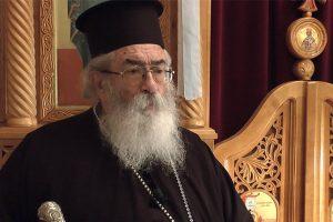 Συγκινητική παρέμβαση για τη Μακεδονία μας, του Γέροντος Αρχιεπισκόπου Σινά Δαμιανού με ανοιχτή επιστολή