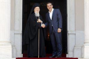 Αποκλειστικό: Αρνήθηκε ο Τσίπρας να δει την επίσημη αντιπροσωπεία του Φαναρίου