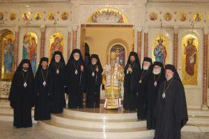 Έκτακτη σύσκεψη της Ιεράς Επαρχιακής Συνόδου Αμερικής για την κρίση στη Θεολογική Σχολή Του Θεοδώρου Καλμούκου