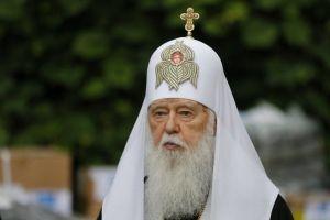 """Συνεχίζει να προκαλεί ο ανεκδιήγητος Φιλάρετος: «Δεν υπάρχει """"νέα Εκκλησία""""! Ο Τόμος δόθηκε στο """"Πατριαρχείο του Κιέβου""""»"""