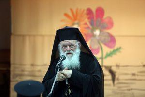 Γιατί δεν πρέπει να παραιτηθεί ο Αρχιεπίσκοπος Ιερώνυμος