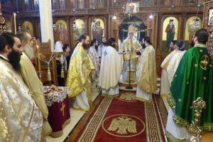 Με μεγαλοπρέπεια η εορτή του Αγίου Αθανασίου στην ακριτική Καστοριά-Τα πολυάριθμα πνευματικά του παιδιά εόρτασαν την ομοματική εορτή του Πρωτοσυγκέλλου Αρχιμ. Αθανασίου Γιαννουσά