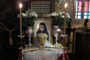 Το Ετήσιο Μνημόσυνο του μακαριστού Μητροπολίτη Σύμης Χρυσοστόμου