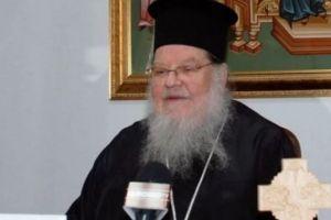 """Φλωρίνης Θεόκλητος: """"Αφήνει κενό η εκδημία του Μητροπολίτη Σιατίστης Παύλου – Ηταν εκλεκτός Ιεράρχης"""""""