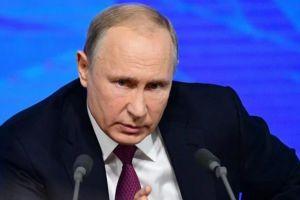 """Πούτιν: """"Πολιτική ανάμειξη στο ζήτημα της Ουκρανικής Εκκλησίας"""""""