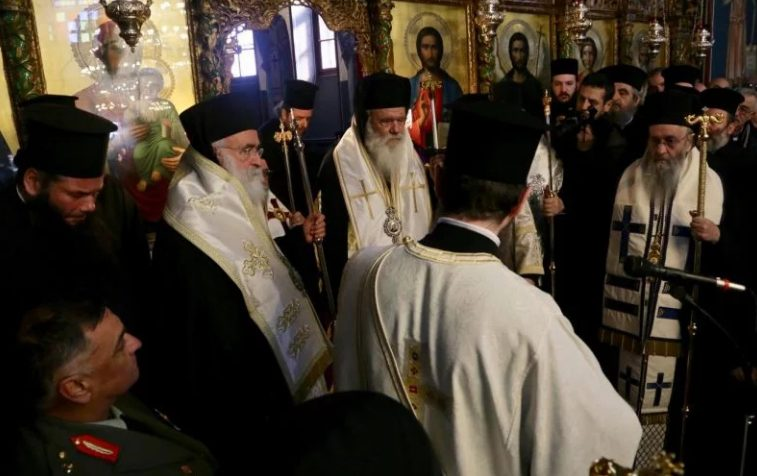 Η Μακεδονία δέχθηκε το σκήνωμα του Σισανίου και Σιατίστης Παύλου