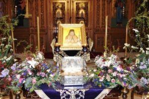 Η ιερά γή της Μάνης υποδέχεται λείψανο του Αγίου Λουκά του Ιατρού