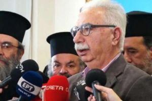 """Με σκληρή γλώσσα η Ένωση Κληρικών Κρήτης προς Γαβρόγλου: """"Μας αντιμετωπίζετε ως πολίτες Β΄Κατηγορίας"""""""