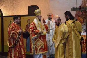 Χειροτονίες νέων Κληρικών στη Μητρόπολη Ελβετίας από τον Σεβ. Μάξιμο