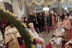 Πανηγύρισε με μεγαλοπρέπεια ο Μητροπολιτικός Ναός Ιωαννίνων
