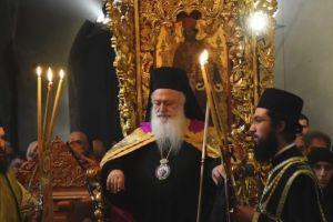 Πανηγύρισε η Ιερά Μονή Αγίου Διονυσίου του εν Ολύμπω