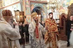 Λεμεσός: Αρχιερατικό Συλλείτουργο στον Άγιο Ιωάννη τον Ελεήμονα