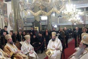 Παρουσία Ιεραρχών αλλά και του ιερού κλήρου και του λαού, εορτάσθηκαν τα ονομαστήρια του Σεβ.Ιωαννίνων Μαξίμου