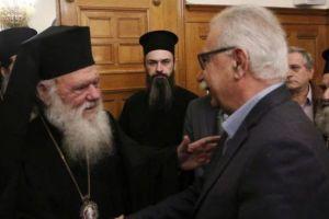 Γαβρόγλου:Το 2019 θα υπάρξει καλύτερη συνεργασία Πολιτείας-Εκκλησίας